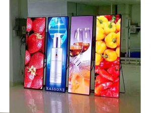 LED ekran reklam